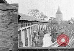 Image of famous buildings Rothenburg on the Tauber Germany, 1937, second 26 stock footage video 65675055449