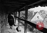 Image of famous buildings Rothenburg on the Tauber Germany, 1937, second 31 stock footage video 65675055449