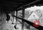 Image of famous buildings Rothenburg on the Tauber Germany, 1937, second 36 stock footage video 65675055449