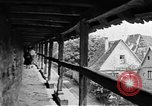 Image of famous buildings Rothenburg on the Tauber Germany, 1937, second 47 stock footage video 65675055449
