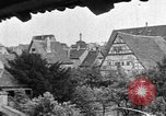 Image of famous buildings Rothenburg on the Tauber Germany, 1937, second 49 stock footage video 65675055449