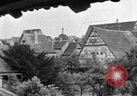 Image of famous buildings Rothenburg on the Tauber Germany, 1937, second 51 stock footage video 65675055449