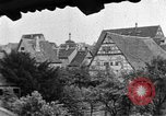 Image of famous buildings Rothenburg on the Tauber Germany, 1937, second 53 stock footage video 65675055449