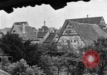 Image of famous buildings Rothenburg on the Tauber Germany, 1937, second 54 stock footage video 65675055449