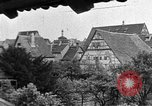 Image of famous buildings Rothenburg on the Tauber Germany, 1937, second 55 stock footage video 65675055449