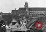 Image of famous buildings Rothenburg on the Tauber Germany, 1937, second 59 stock footage video 65675055449