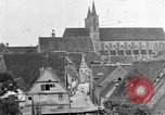Image of famous buildings Rothenburg on the Tauber Germany, 1937, second 61 stock footage video 65675055449