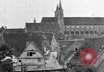 Image of famous buildings Rothenburg on the Tauber Germany, 1937, second 62 stock footage video 65675055449