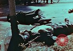 Image of German soldiers killed by Czechs, in Pilsen Czechoslovakia, a month be Pilsen Czechoslovakia, 1945, second 18 stock footage video 65675055606