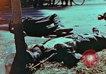 Image of German soldiers killed by Czechs, in Pilsen Czechoslovakia, a month be Pilsen Czechoslovakia, 1945, second 22 stock footage video 65675055606