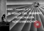 Image of Virgil Ivan Grissom Cape Canaveral Florida USA, 1961, second 5 stock footage video 65675055900