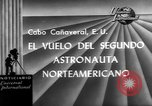 Image of Virgil Ivan Grissom Cape Canaveral Florida USA, 1961, second 7 stock footage video 65675055900