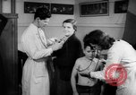 Image of displaced persons and refugees after World War 2 Europe, 1945, second 4 stock footage video 65675056100