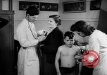 Image of displaced persons and refugees after World War 2 Europe, 1945, second 10 stock footage video 65675056100