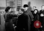 Image of displaced persons and refugees after World War 2 Europe, 1945, second 21 stock footage video 65675056100