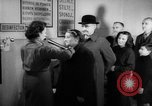 Image of displaced persons and refugees after World War 2 Europe, 1945, second 23 stock footage video 65675056100