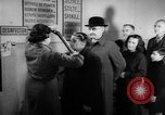 Image of displaced persons and refugees after World War 2 Europe, 1945, second 24 stock footage video 65675056100