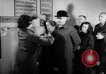 Image of displaced persons and refugees after World War 2 Europe, 1945, second 25 stock footage video 65675056100