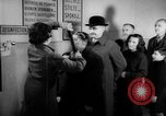 Image of displaced persons and refugees after World War 2 Europe, 1945, second 26 stock footage video 65675056100