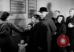 Image of displaced persons and refugees after World War 2 Europe, 1945, second 28 stock footage video 65675056100