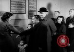 Image of displaced persons and refugees after World War 2 Europe, 1945, second 30 stock footage video 65675056100