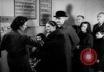 Image of displaced persons and refugees after World War 2 Europe, 1945, second 34 stock footage video 65675056100