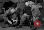Image of displaced persons and refugees after World War 2 Europe, 1945, second 41 stock footage video 65675056100
