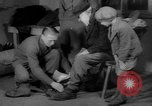 Image of displaced persons and refugees after World War 2 Europe, 1945, second 42 stock footage video 65675056100