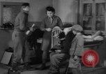 Image of displaced persons and refugees after World War 2 Europe, 1945, second 52 stock footage video 65675056100