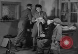 Image of displaced persons and refugees after World War 2 Europe, 1945, second 53 stock footage video 65675056100