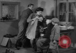 Image of displaced persons and refugees after World War 2 Europe, 1945, second 54 stock footage video 65675056100