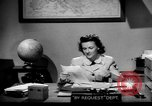 Image of Main streets of various American towns in 1945 United States USA, 1945, second 17 stock footage video 65675056101