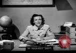 Image of Main streets of various American towns in 1945 United States USA, 1945, second 23 stock footage video 65675056101