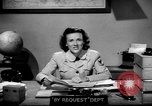 Image of Main streets of various American towns in 1945 United States USA, 1945, second 24 stock footage video 65675056101