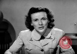 Image of Main streets of various American towns in 1945 United States USA, 1945, second 37 stock footage video 65675056101