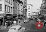Image of Main streets of various American towns in 1945 United States USA, 1945, second 41 stock footage video 65675056101