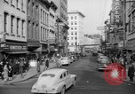 Image of Main streets of various American towns in 1945 United States USA, 1945, second 42 stock footage video 65675056101