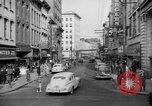 Image of Main streets of various American towns in 1945 United States USA, 1945, second 43 stock footage video 65675056101