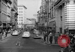 Image of Main streets of various American towns in 1945 United States USA, 1945, second 45 stock footage video 65675056101