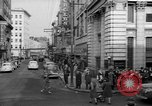 Image of Main streets of various American towns in 1945 United States USA, 1945, second 47 stock footage video 65675056101