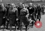 Image of May Day celebration Hemer Germany, 1945, second 16 stock footage video 65675056153