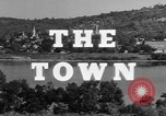 Image of Rural lifestyle Madison Indiana in 1940s Madison Indiana United States USA, 1943, second 22 stock footage video 65675056255