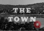 Image of Rural lifestyle Madison Indiana in 1940s Madison Indiana United States USA, 1943, second 23 stock footage video 65675056255