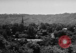 Image of Rural lifestyle Madison Indiana in 1940s Madison Indiana United States USA, 1943, second 50 stock footage video 65675056255