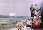 Image of US 3rd Armored Division Lenglern Germany, 1945, second 9 stock footage video 65675056463