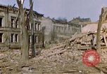 Image of US 3rd Armored Division Lenglern Germany, 1945, second 29 stock footage video 65675056463