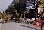 Image of US 3rd Armored Division Lenglern Germany, 1945, second 38 stock footage video 65675056463