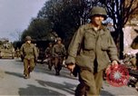 Image of US 3rd Armored Division Lenglern Germany, 1945, second 42 stock footage video 65675056463