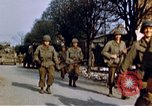 Image of US 3rd Armored Division Lenglern Germany, 1945, second 43 stock footage video 65675056463