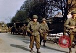 Image of US 3rd Armored Division Lenglern Germany, 1945, second 44 stock footage video 65675056463